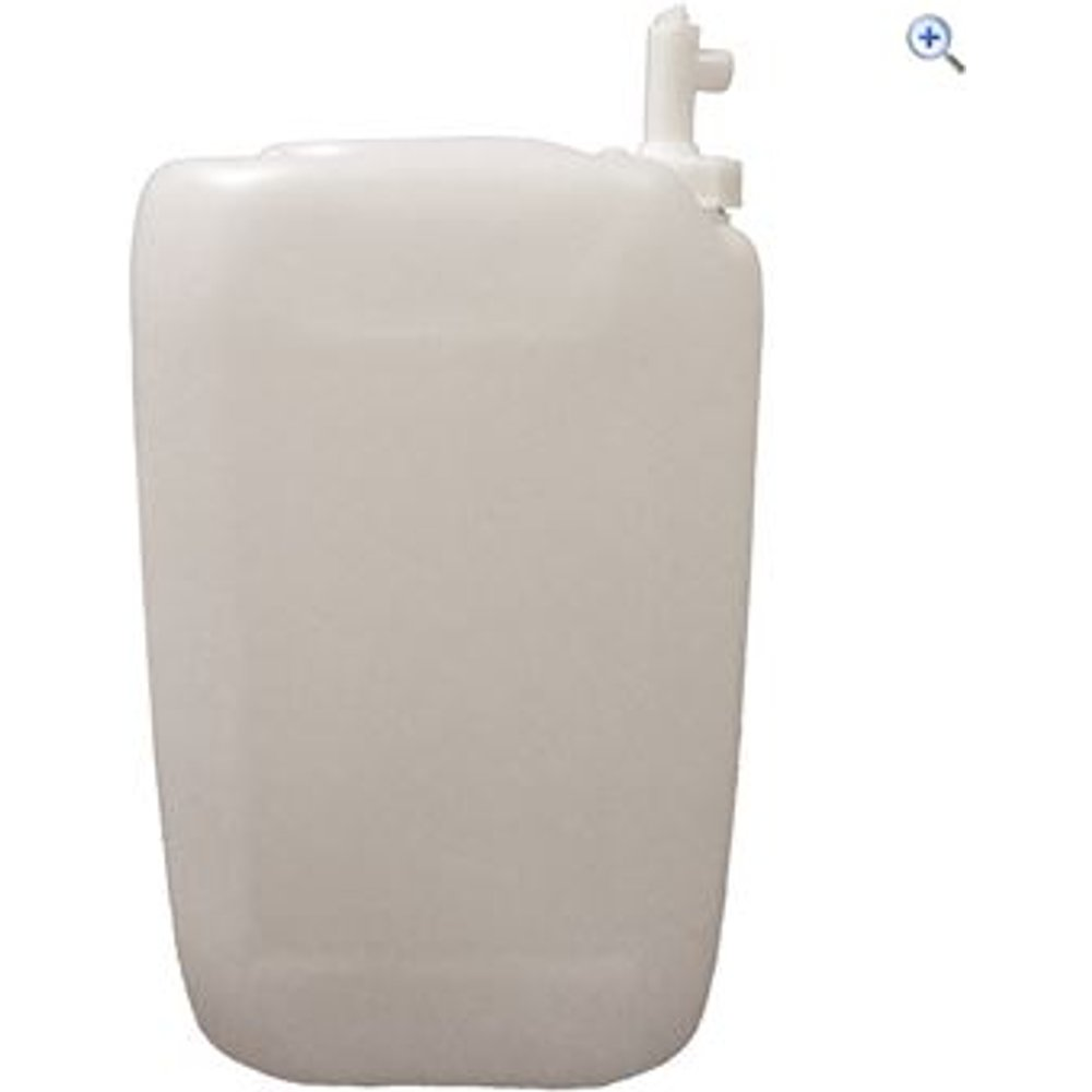 GO Outdoors 25 Litre Jerry Can with Tap