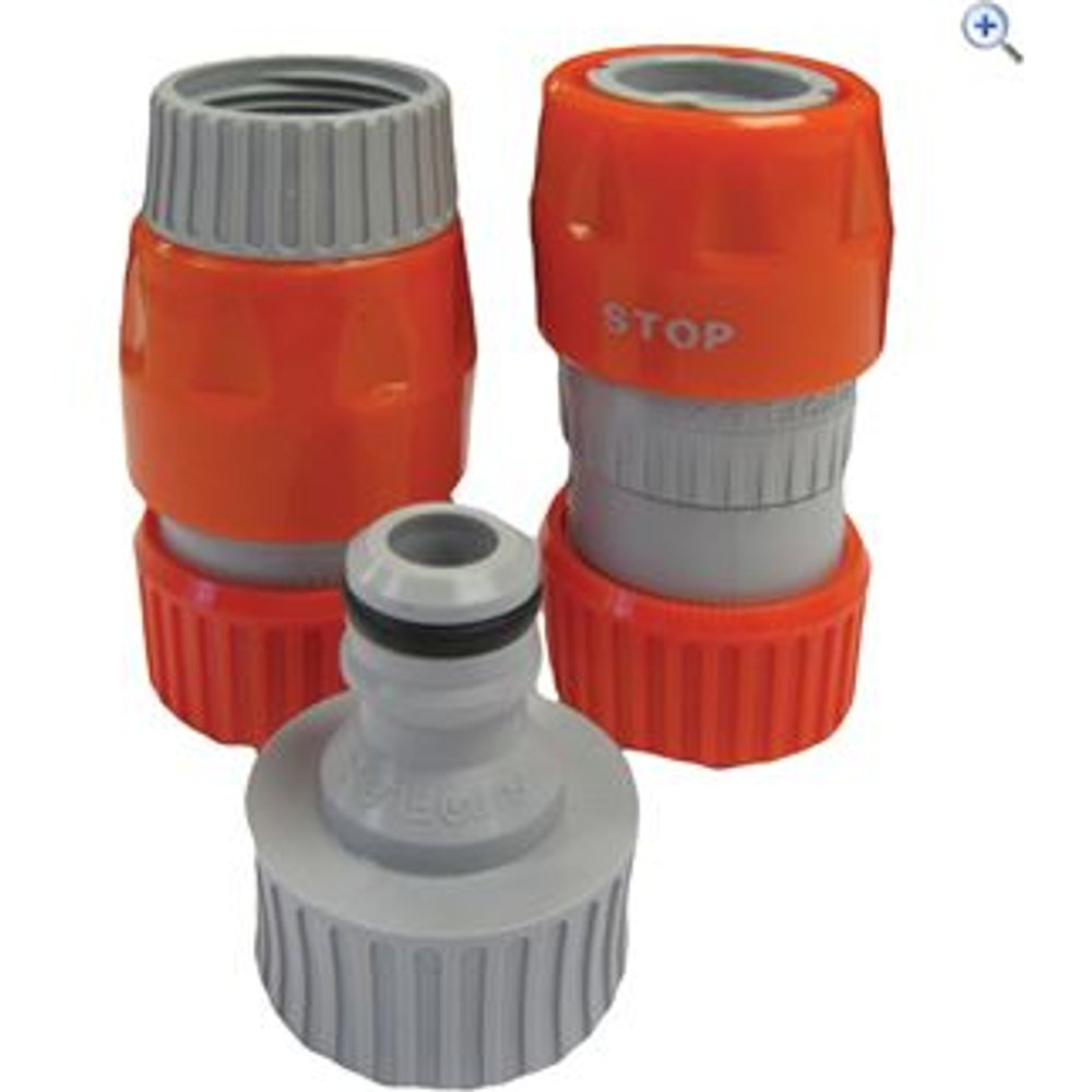 Aquaroll Mains Adaptor Hose Connectors