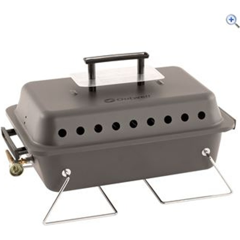 Outwell Asado Gas Grill BBQ - Colour: Grey