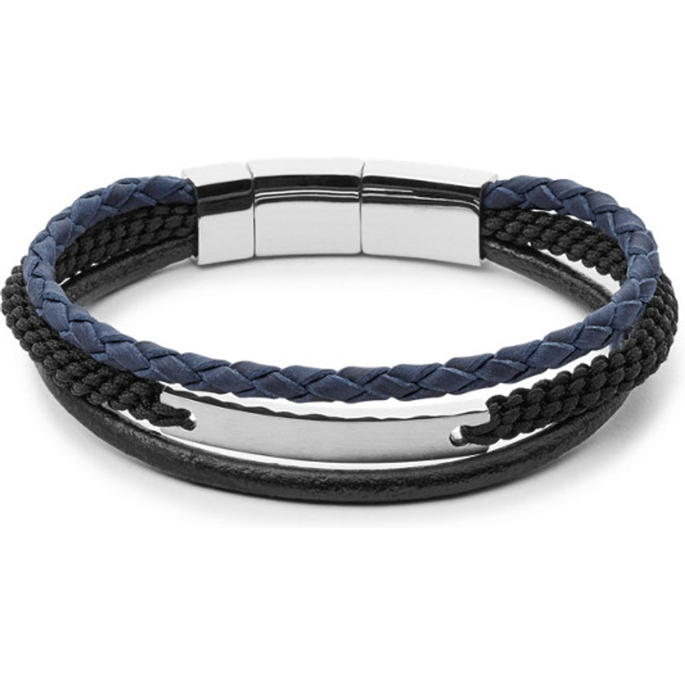 Men Bracelet Multi-Rangs Vintage Casual / - One size - Fossil - Modalova