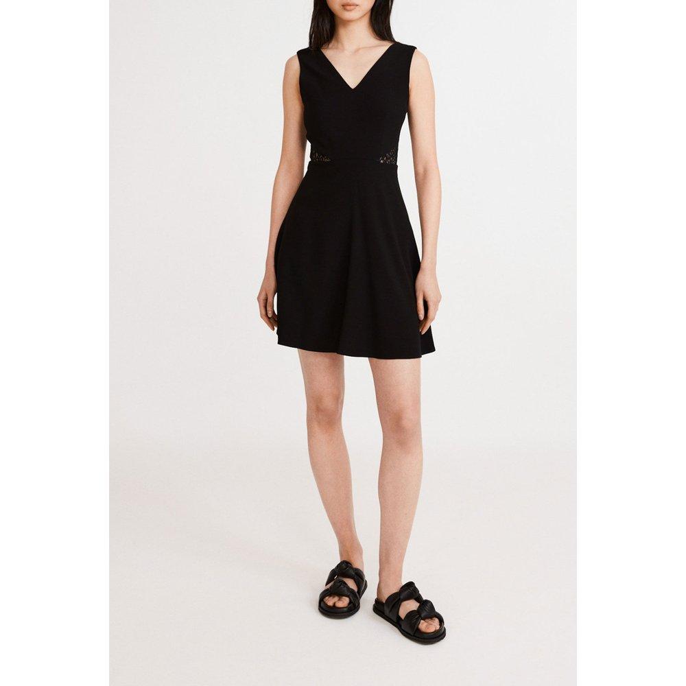Robe courte sans manches - Claudie Pierlot - Modalova