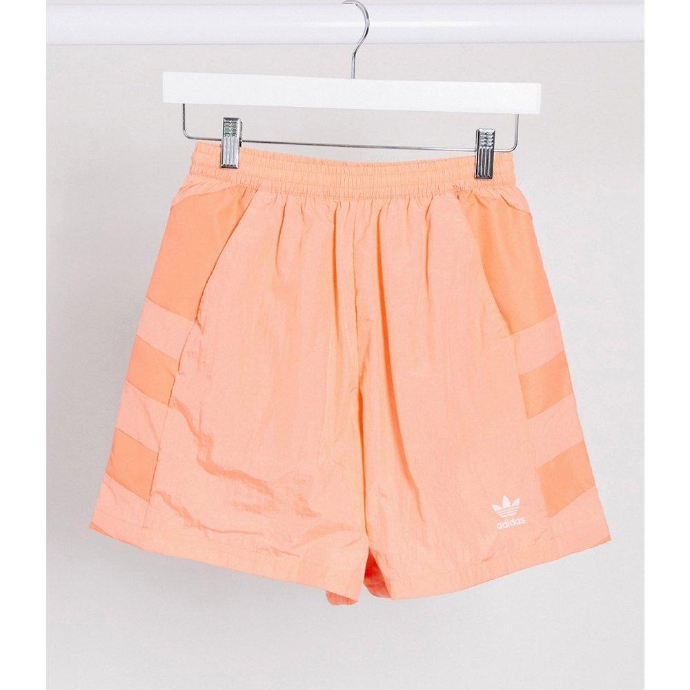 - adicolor- Short avec grand logo - Corail - adidas Originals - Modalova