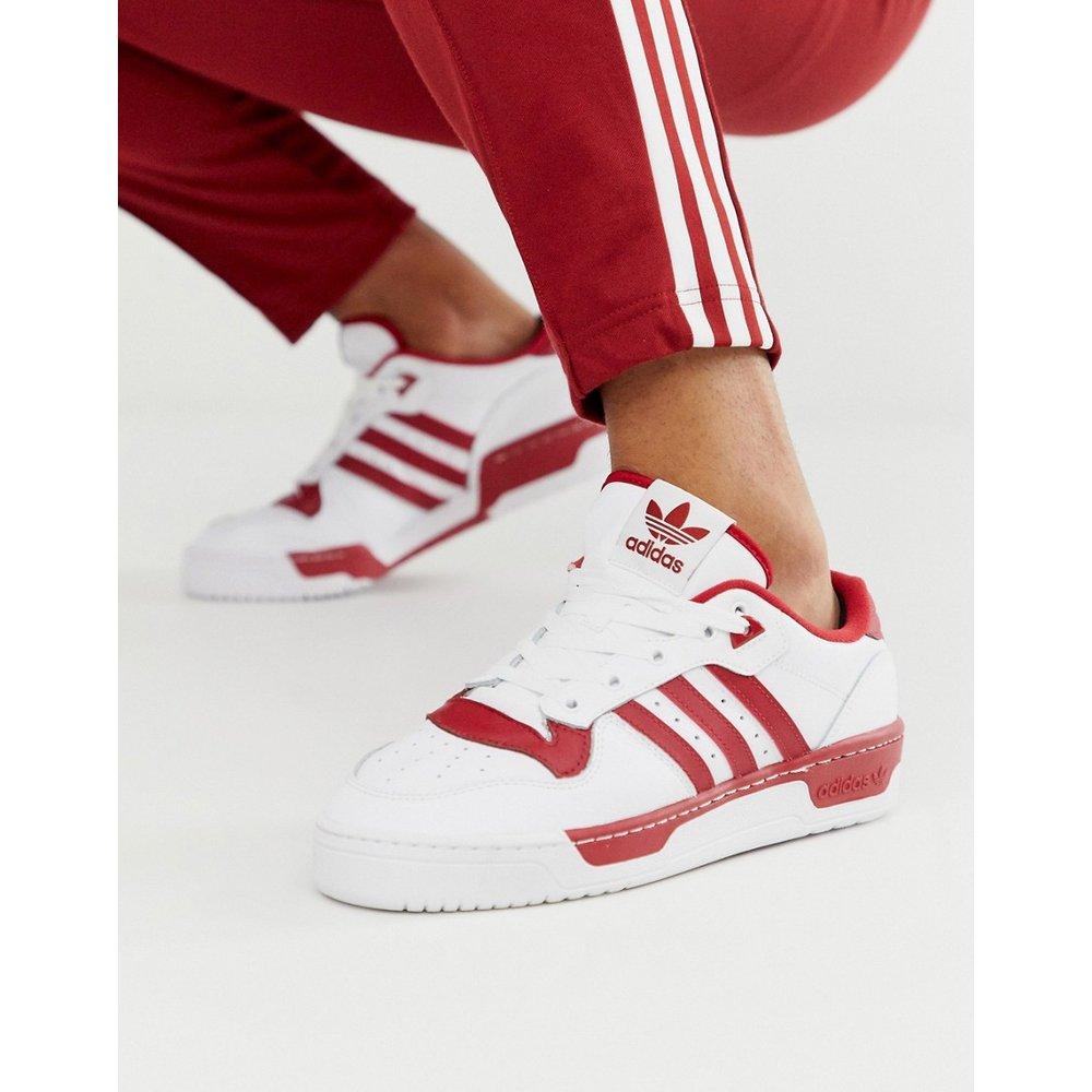 Rivalry - Baskets basses - Blanc et - adidas Originals - Modalova