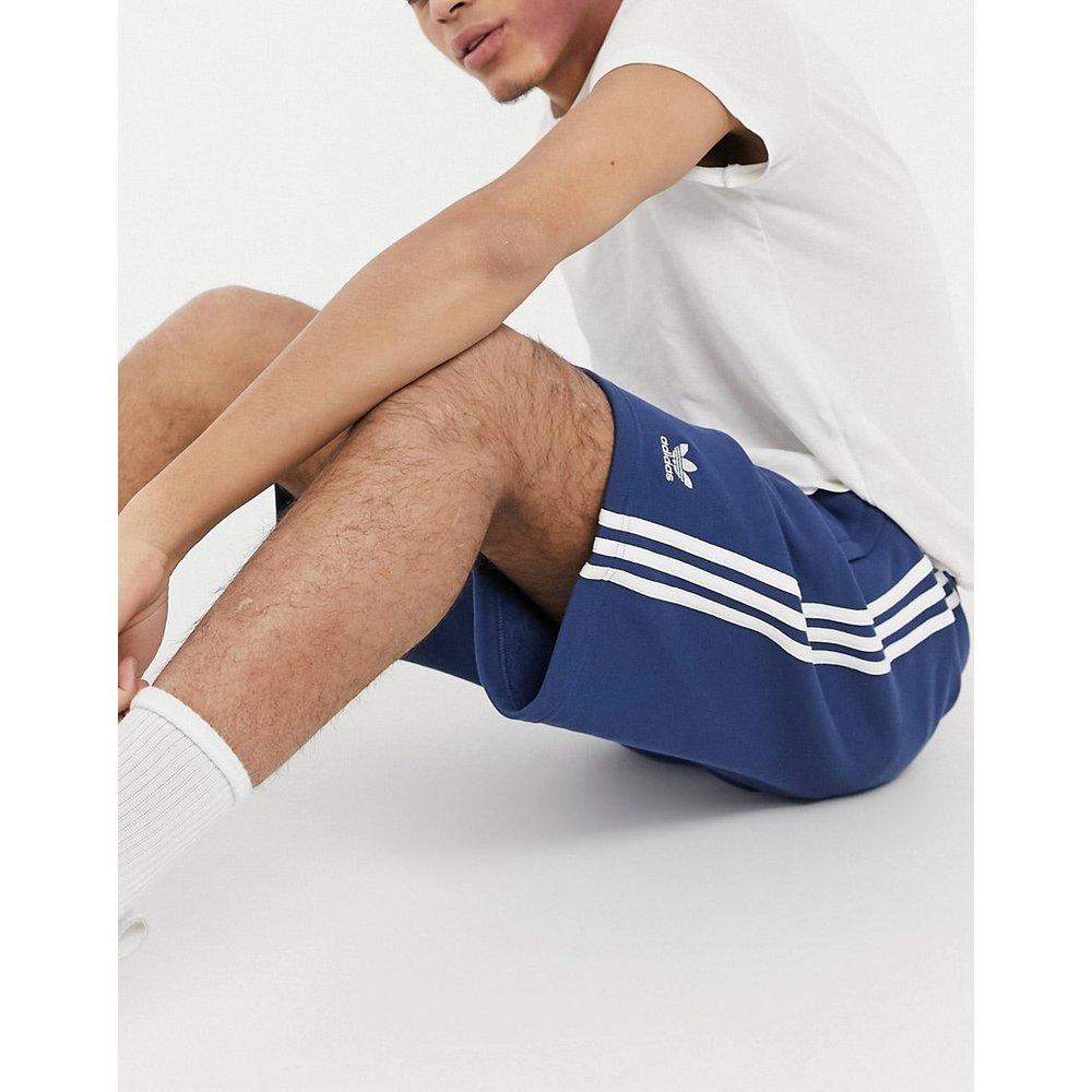 Short à 3 bandes - Bleu marine - adidas Originals - Modalova