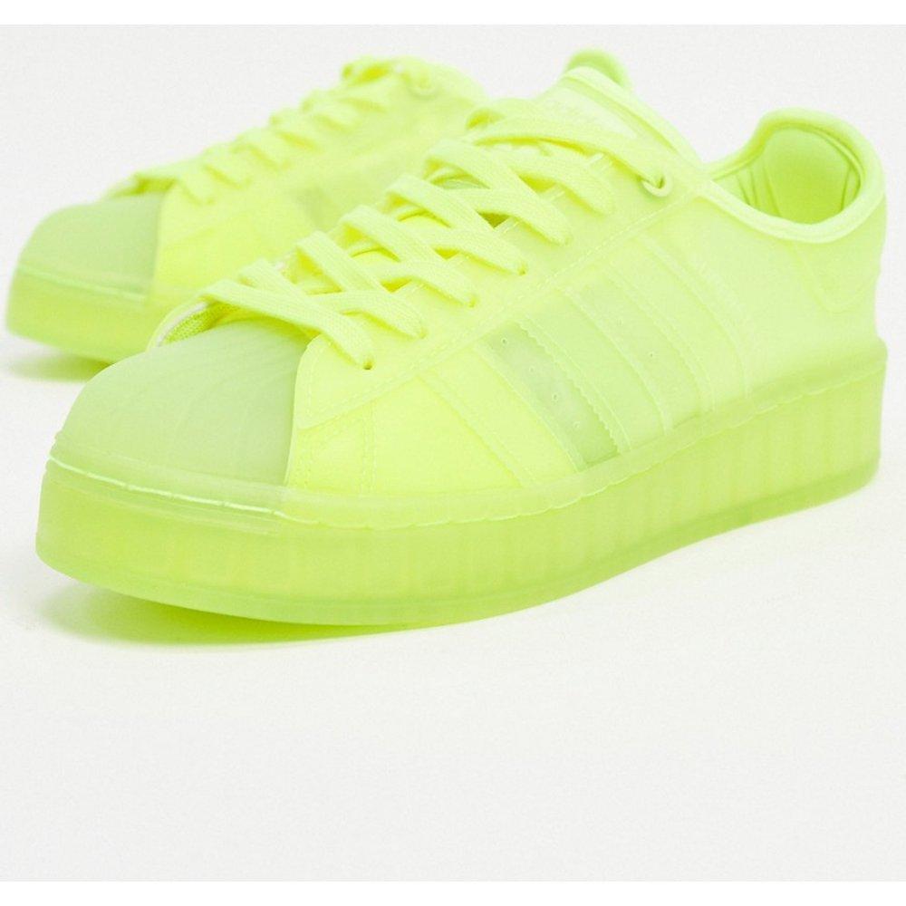 - Superstar - Baskets translucides - solaire - adidas Originals - Modalova