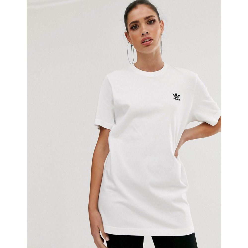T-shirt basique avec petit logo - adidas Originals - Modalova