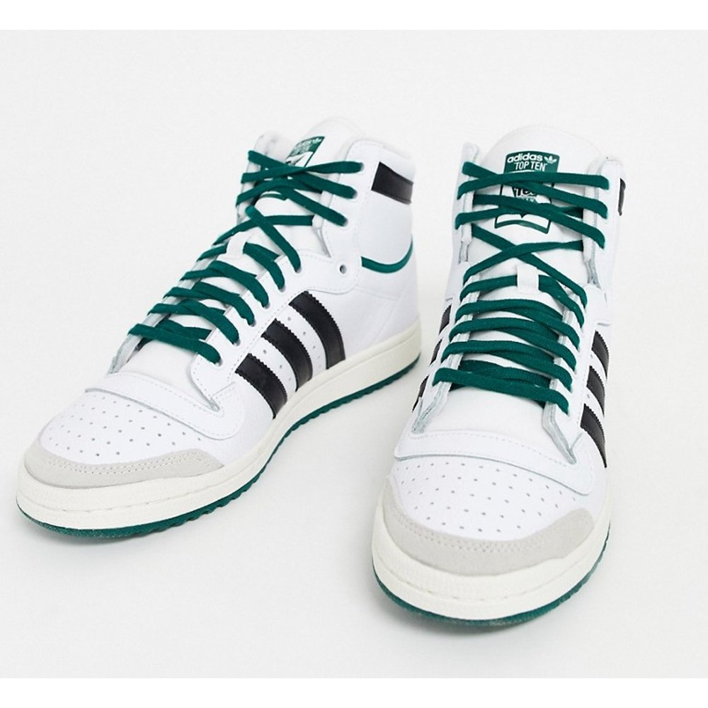 Top Ten - Baskets montantes - adidas Originals - Modalova