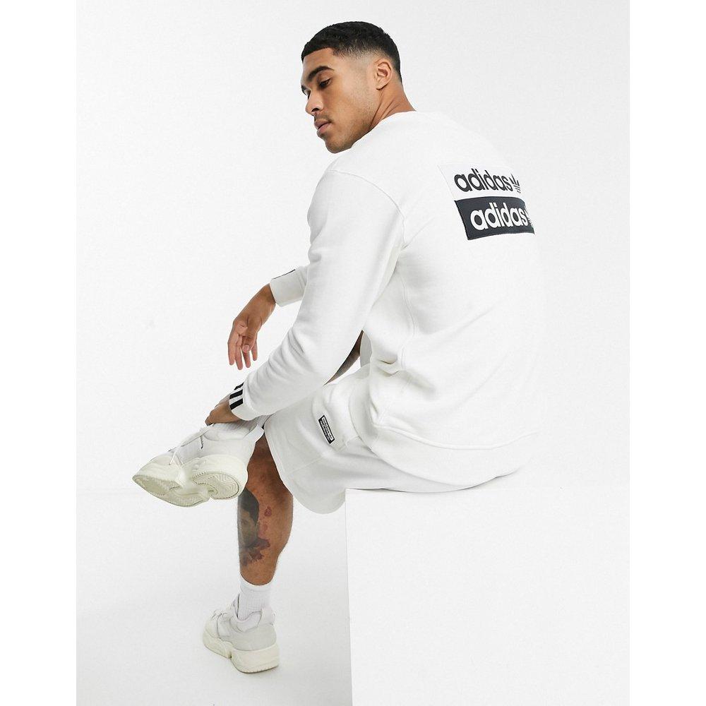 Vocal - Sweat-shirt avec logo central - adidas Originals - Modalova