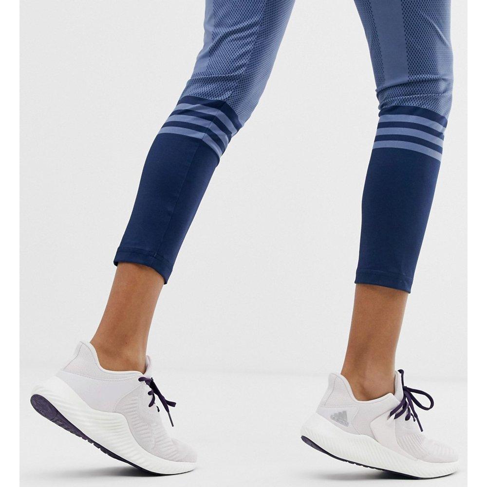 Adidas - Running Alphabounce - Baskets - Violet - adidas performance - Modalova