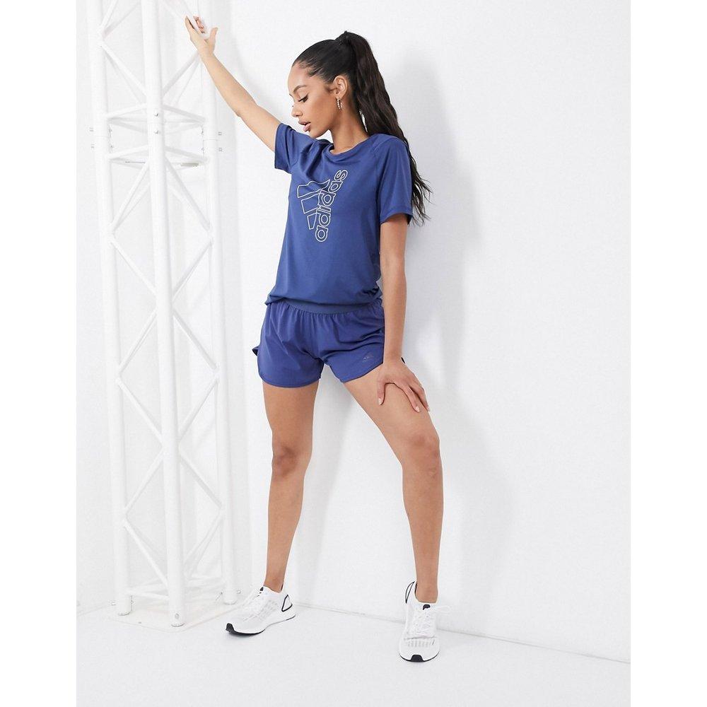 Adidas training - Short - Bleu marine - adidas performance - Modalova