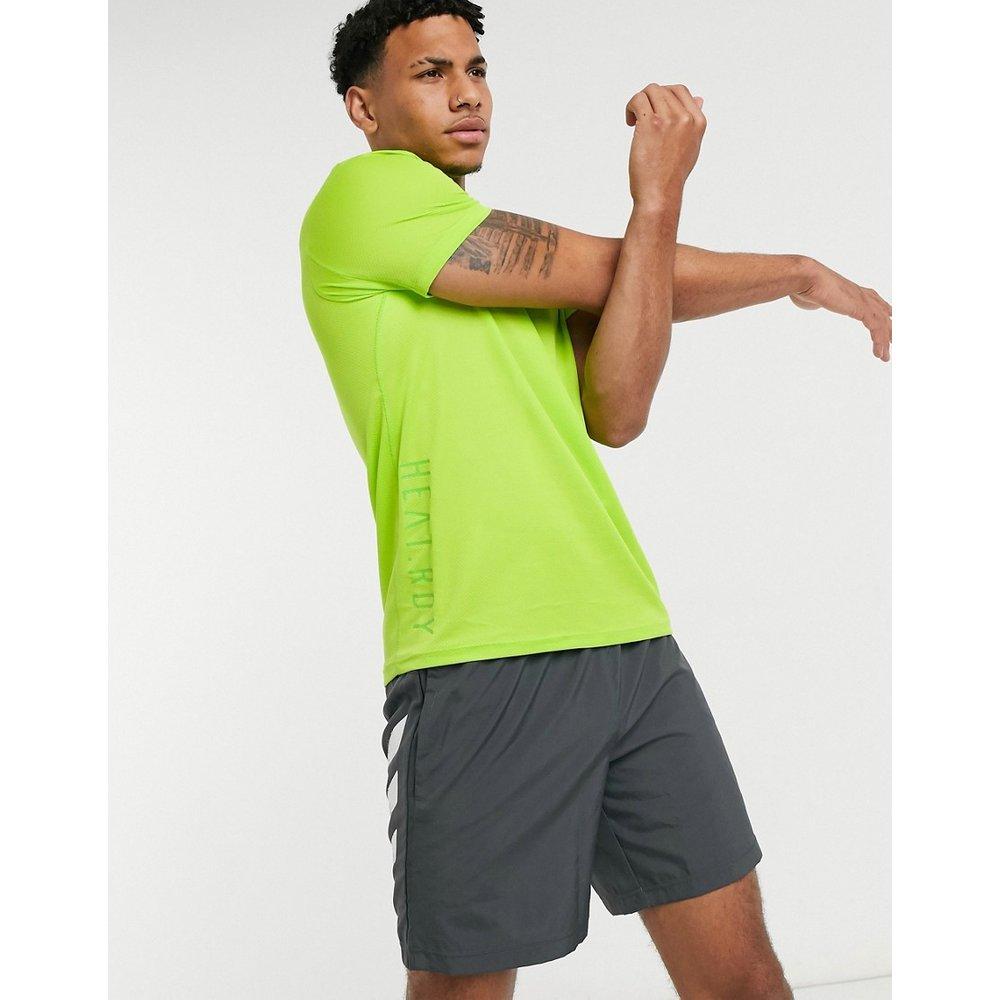Training - Short HEAT.RDY - T-shirt - Semi solar slime - Adidas - Modalova