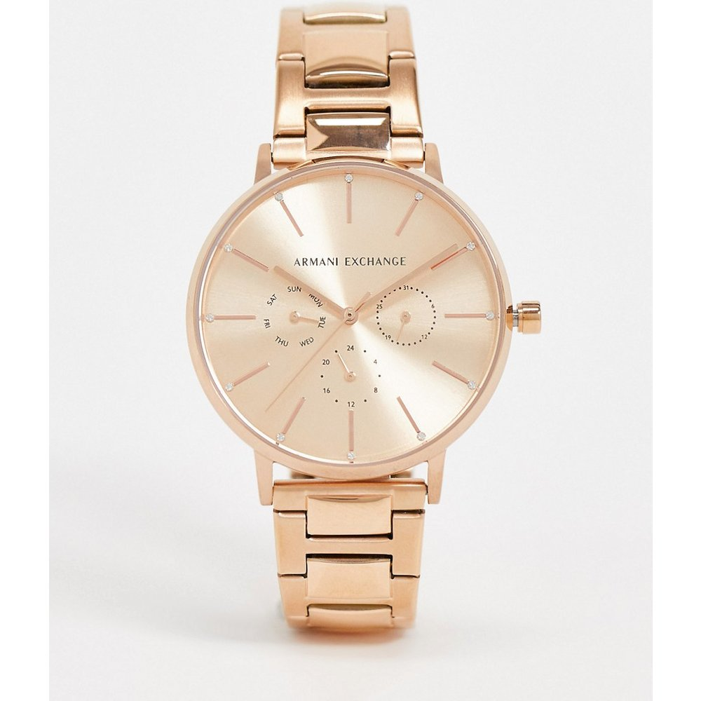 AX5552 - Montre - Or rose - Armani Exchange - Modalova