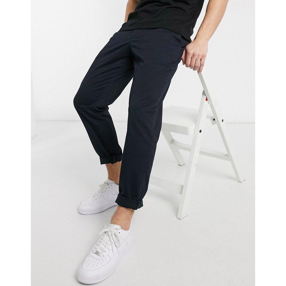 Pantalon chino skinny - Bleu marine - Armani Exchange - Modalova