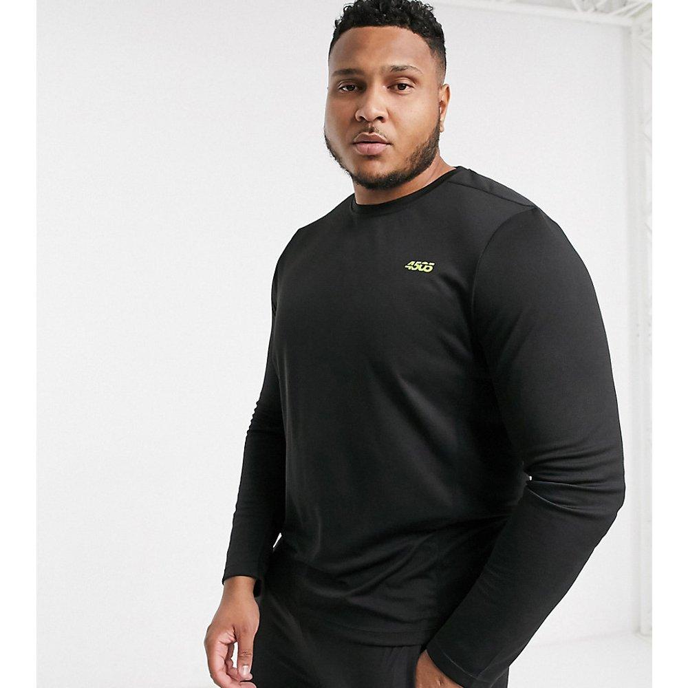Plus - T-shirt de sport à manches longues - ASOS 4505 - Modalova