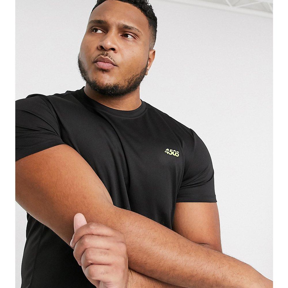 Plus - T-shirt de sport à séchage rapide - ASOS 4505 - Modalova
