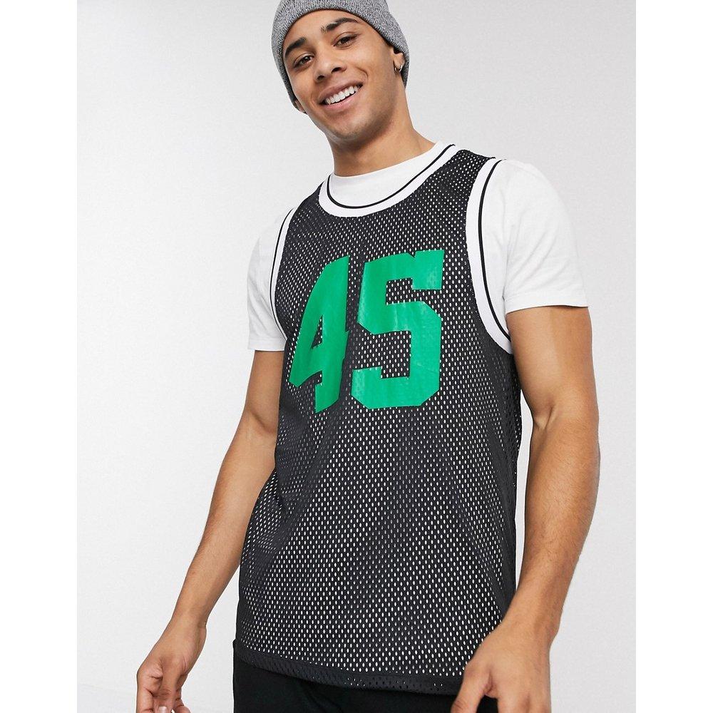 T-shirt de basket2 en 1 - ASOS 4505 - Modalova