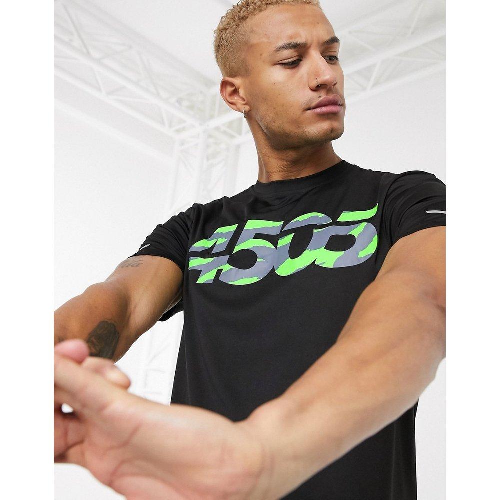 ASOS - 4505 - T-shirt de course avec logo imprimé animal - ASOS 4505 - Modalova