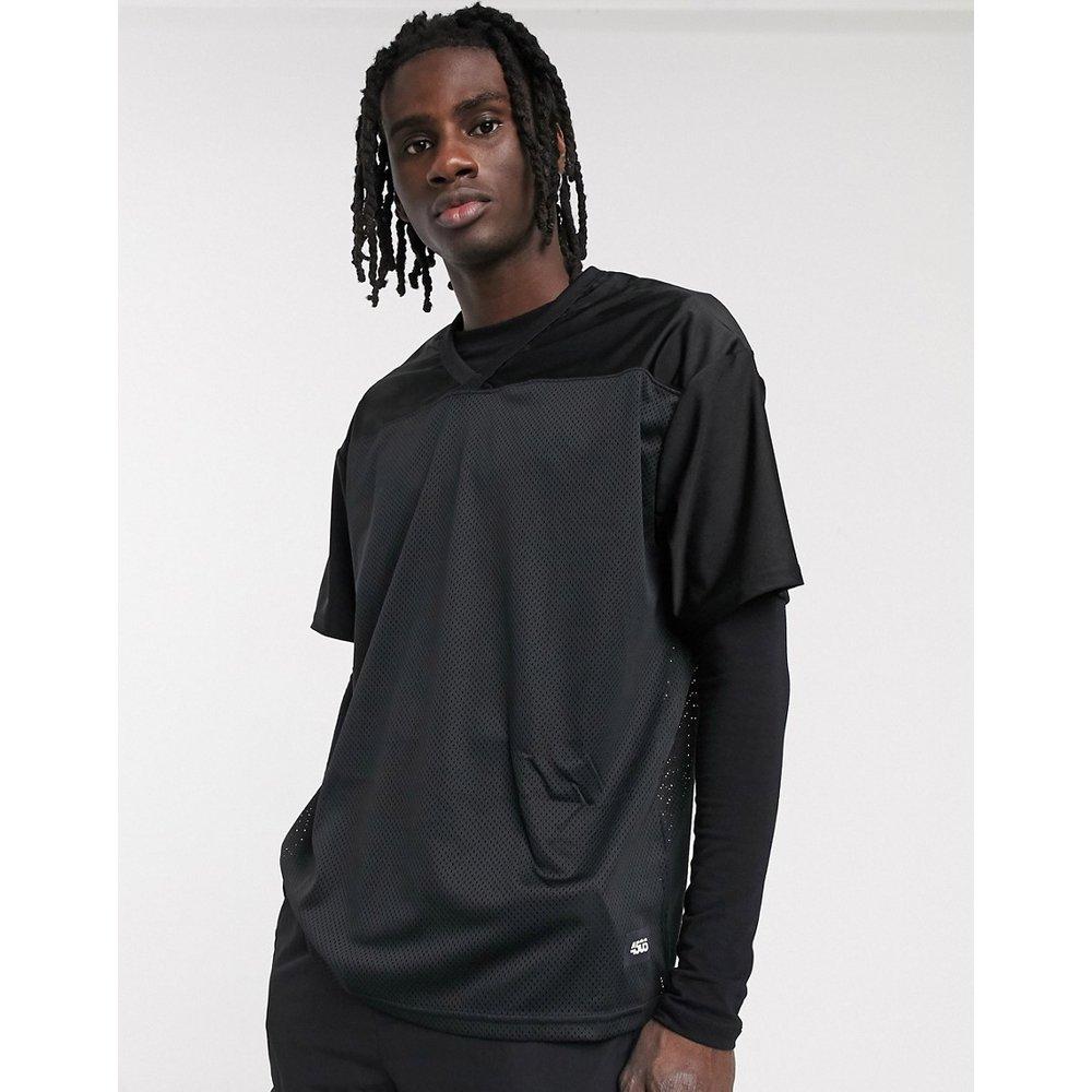 T-shirt oversize en tulle style universitaire - ASOS 4505 - Modalova