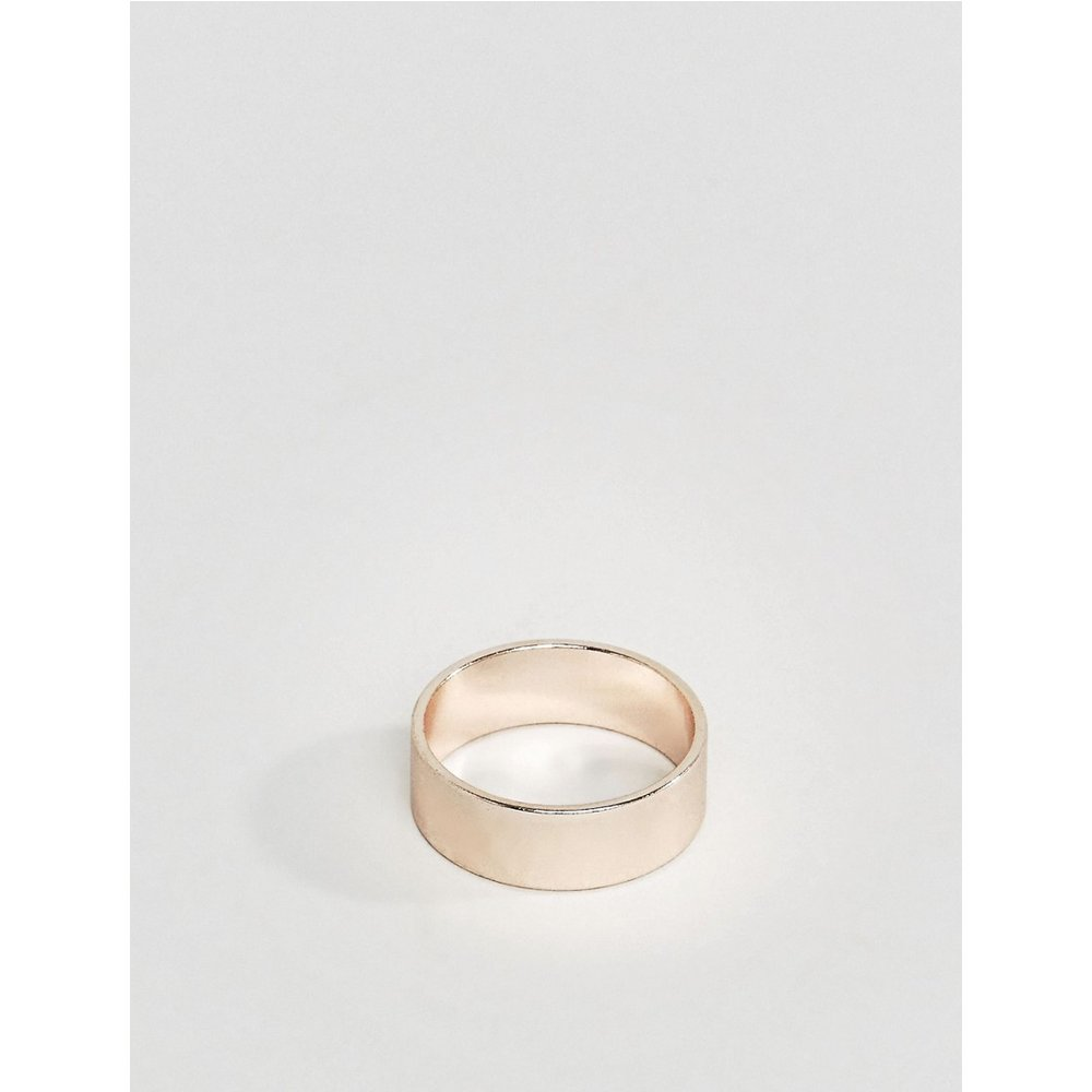 ASOS DESIGN - Bague - Or rose - ASOS DESIGN - Modalova