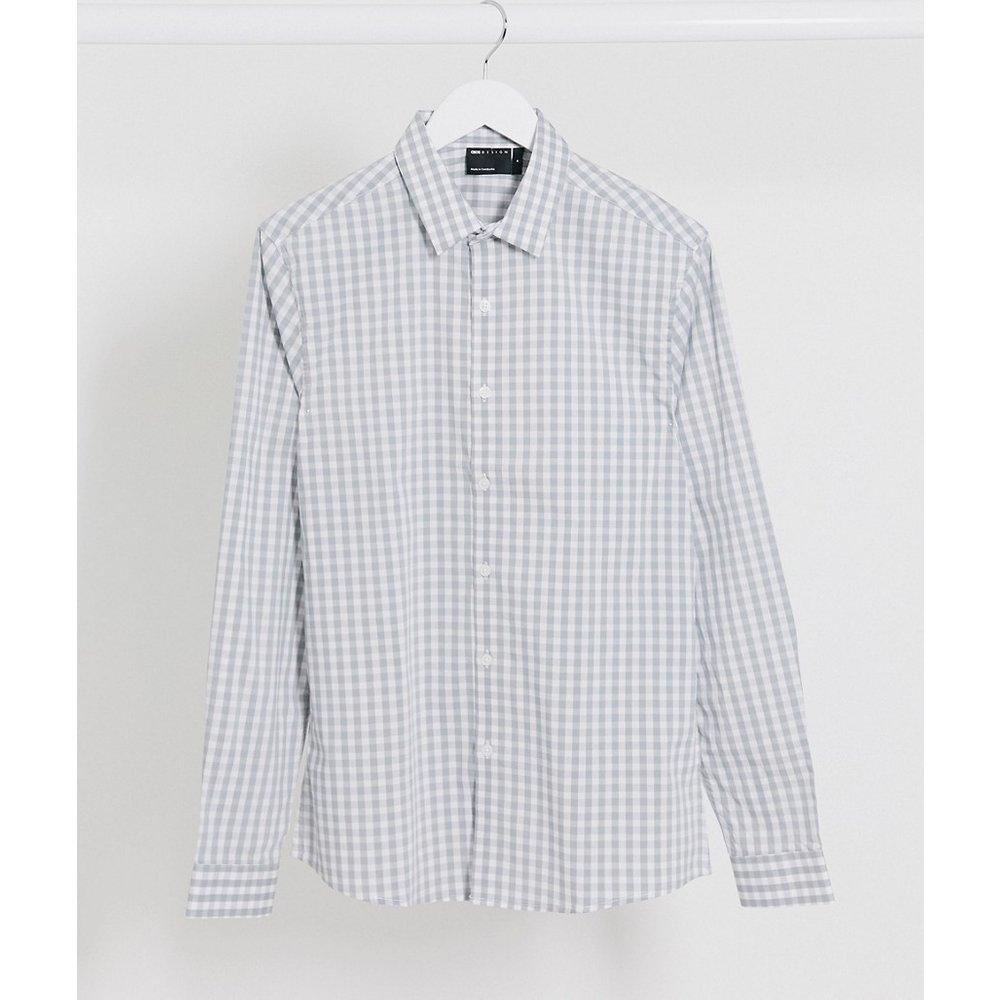Chemise à carreaux coupe slim - ASOS DESIGN - Modalova