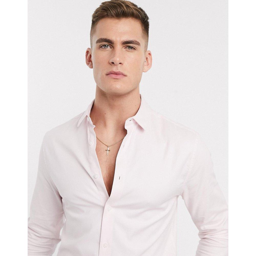 Chemise Oxford habillée coupe ajustée - ASOS DESIGN - Modalova