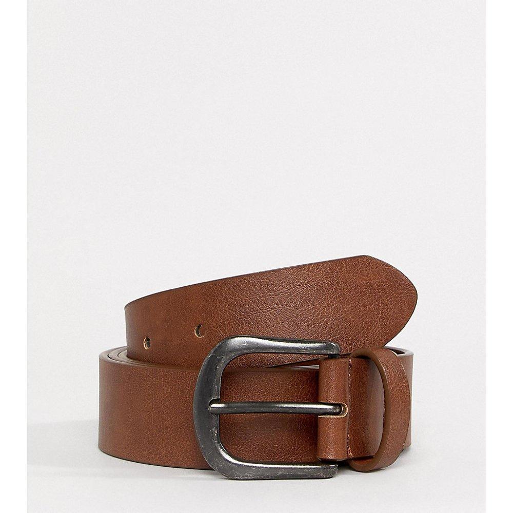 ASOS DESIGN Curve - Ceinture de jean vintage - Fauve - ASOS Curve - Modalova