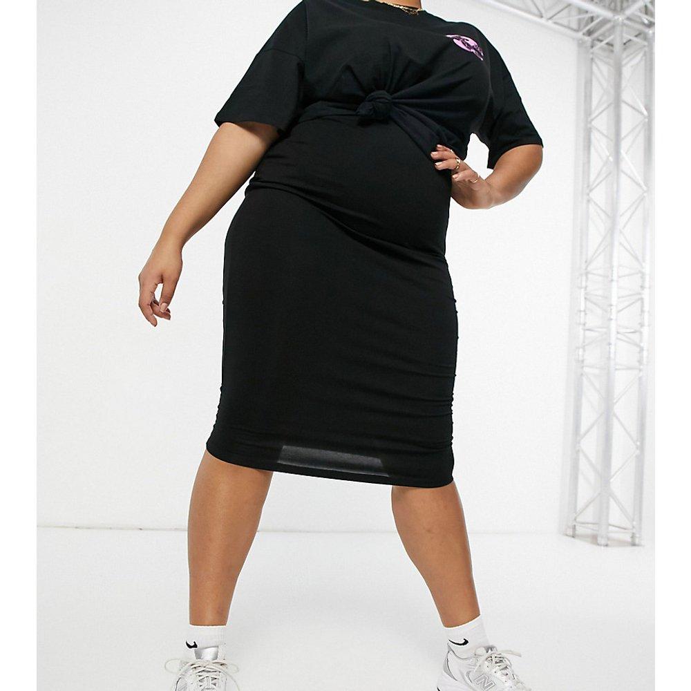 ASOS DESIGN Curve - Jupe fourreau en jersey - ASOS Curve - Modalova