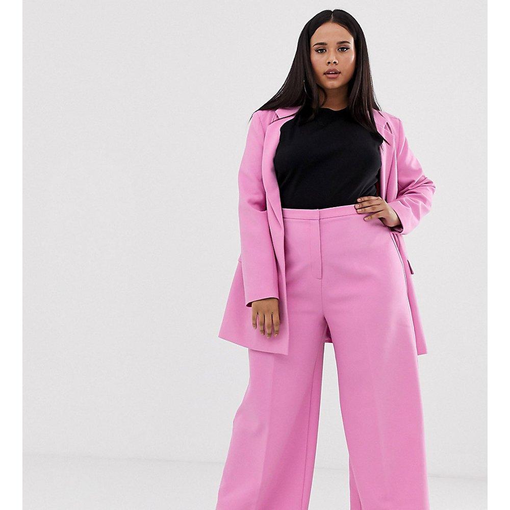 ASOS DESIGN Curve - Pantalon de costume large - ASOS Curve - Modalova