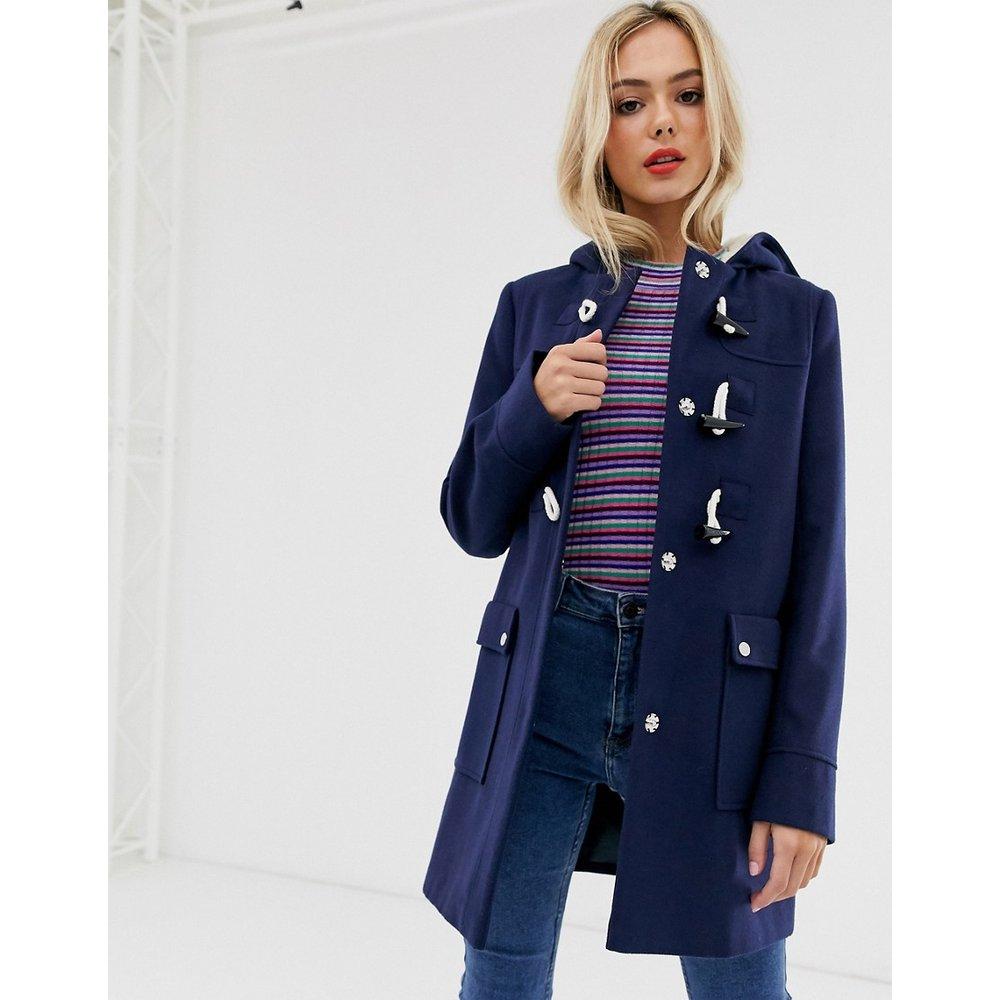 Duffle coat classique avec poches - ASOS DESIGN - Modalova
