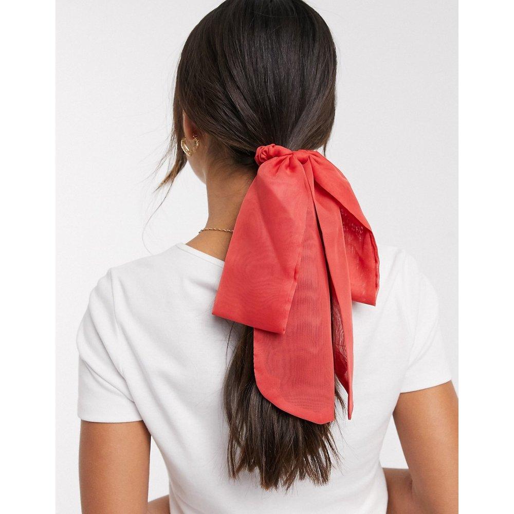 Foulard à cheveux - Rouille orangé - ASOS DESIGN - Modalova