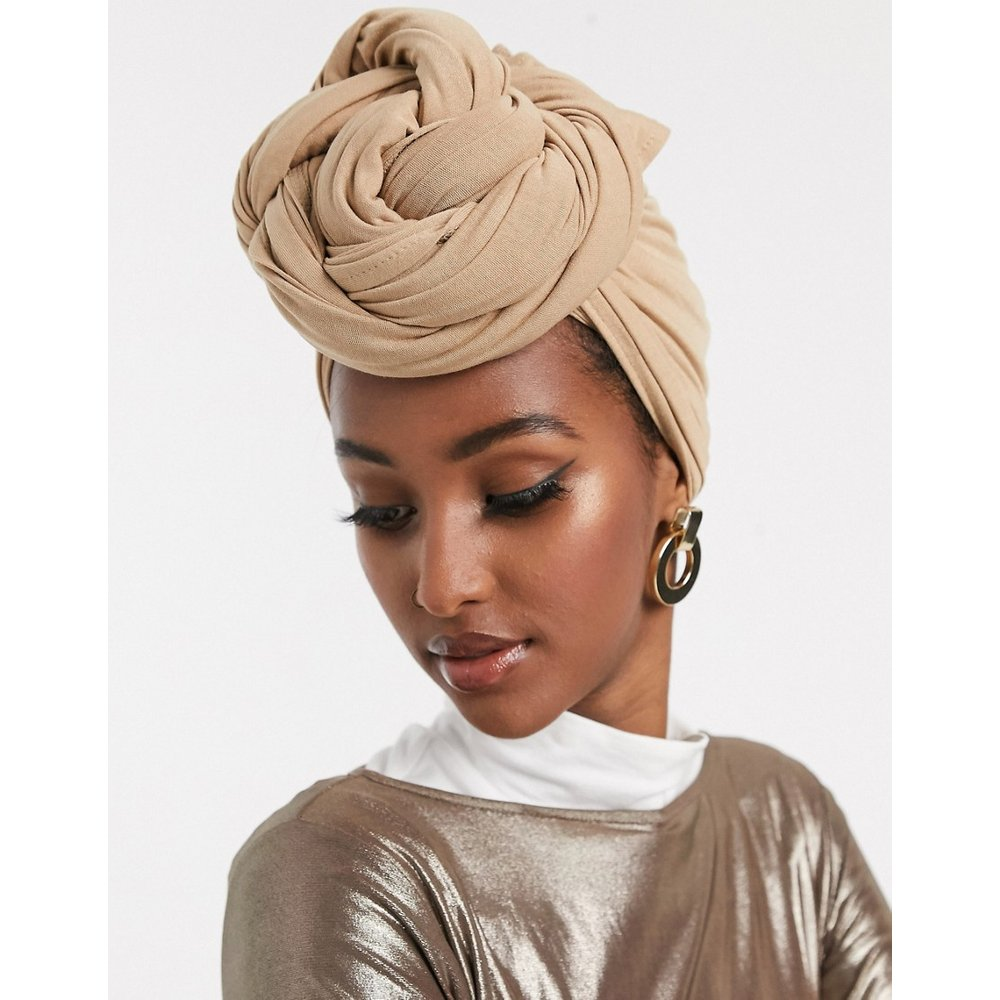 Grand foulard uni - ASOS DESIGN - Modalova