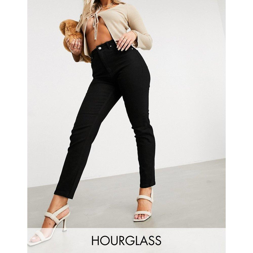 Hourglass - Farleigh - Jean mom slim taille haute - ASOS DESIGN - Modalova
