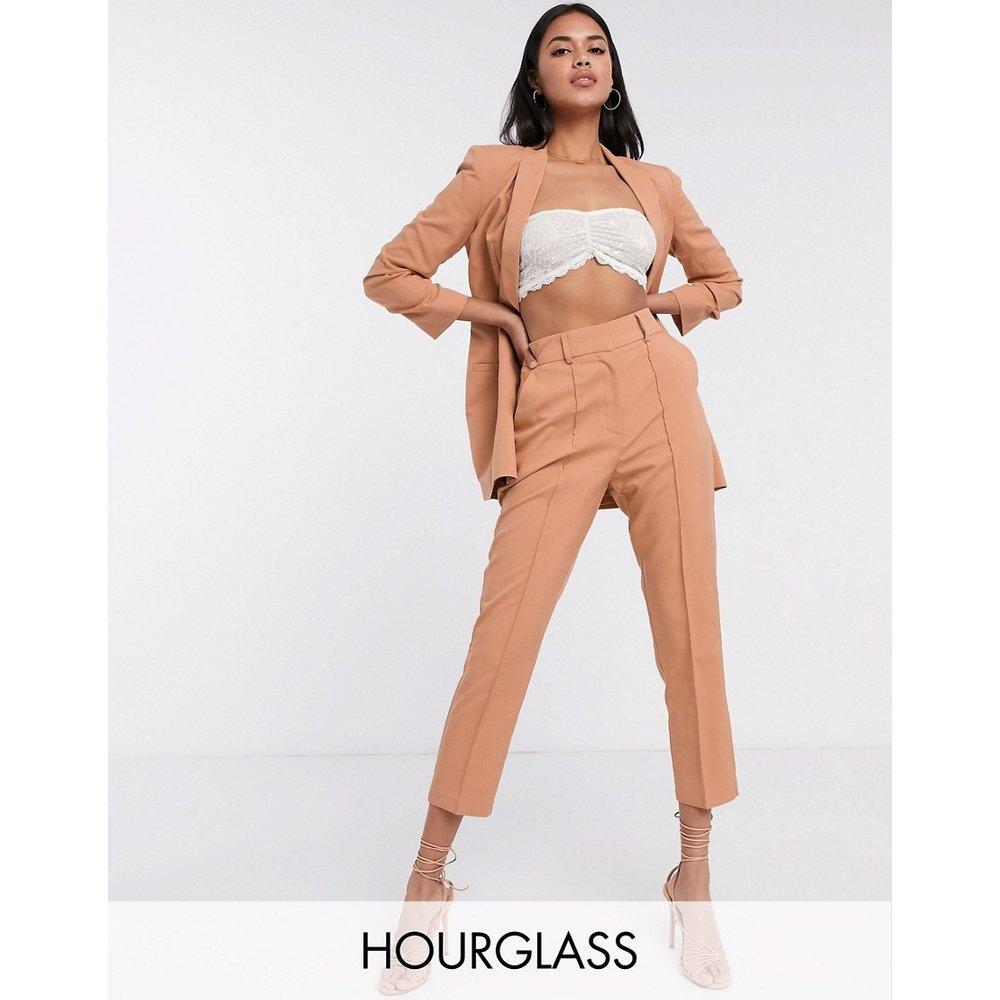 Hourglass- Mix & match - Pantalon de tailleur cigarette habillé et ajusté - ASOS DESIGN - Modalova