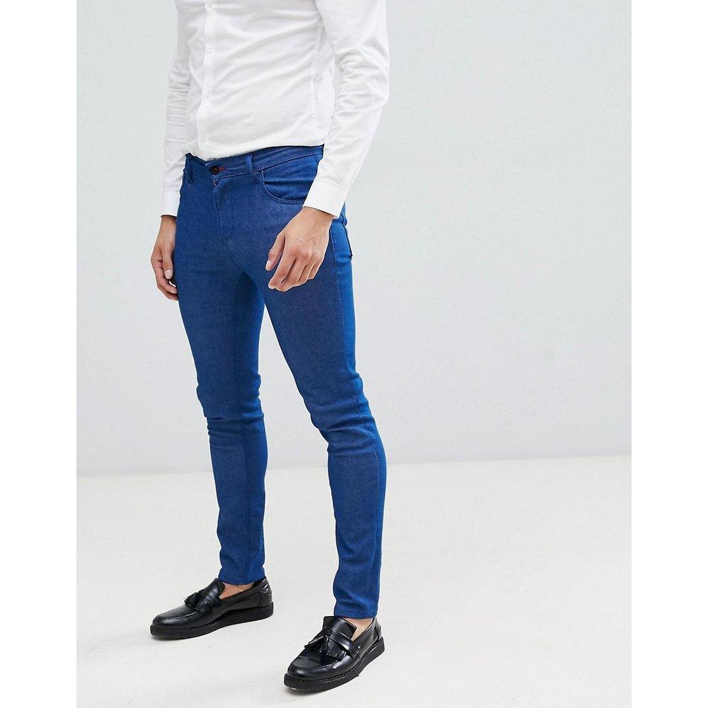 Jean skinny habillé - brut - ASOS DESIGN - Modalova