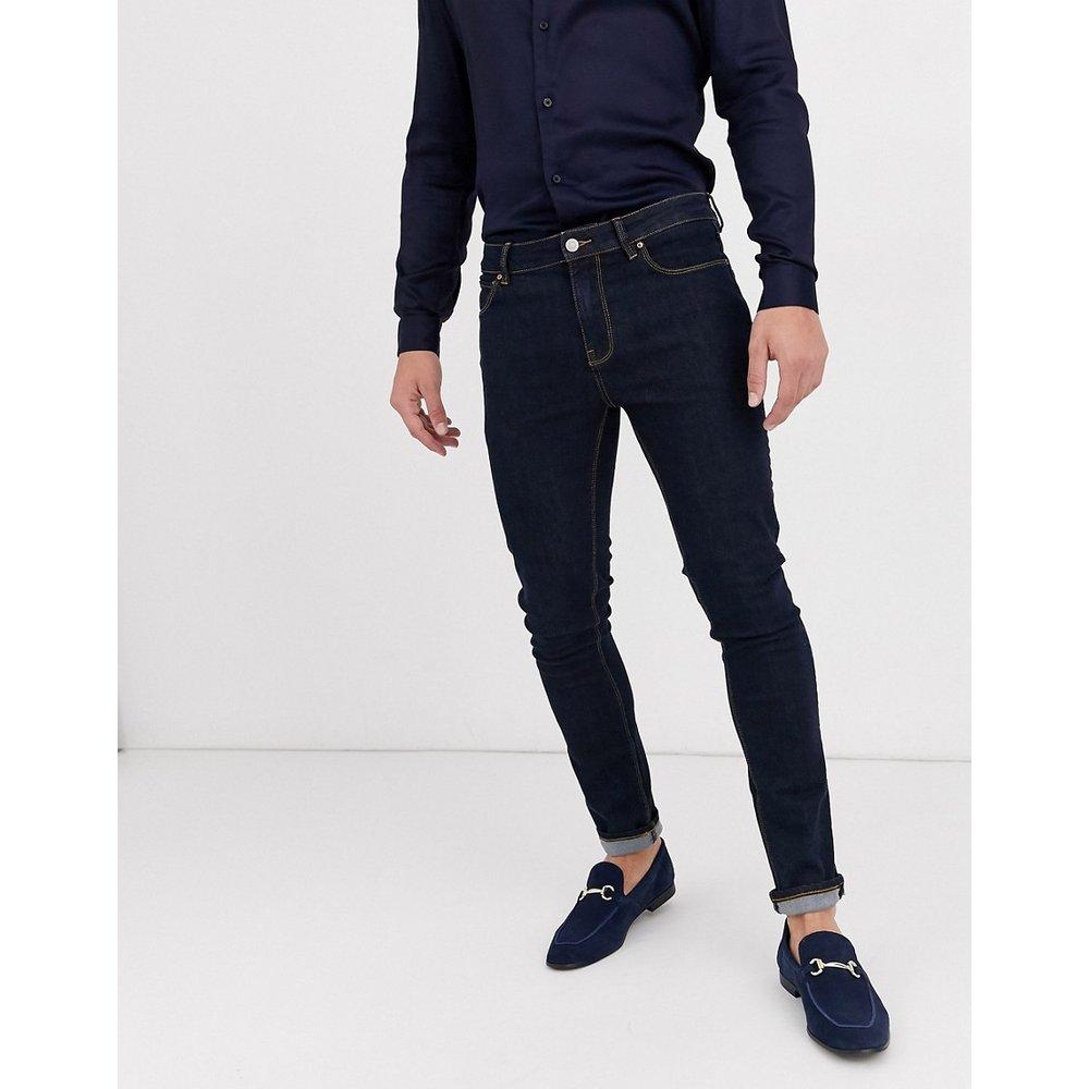 Jean super skinny - brut - ASOS DESIGN - Modalova