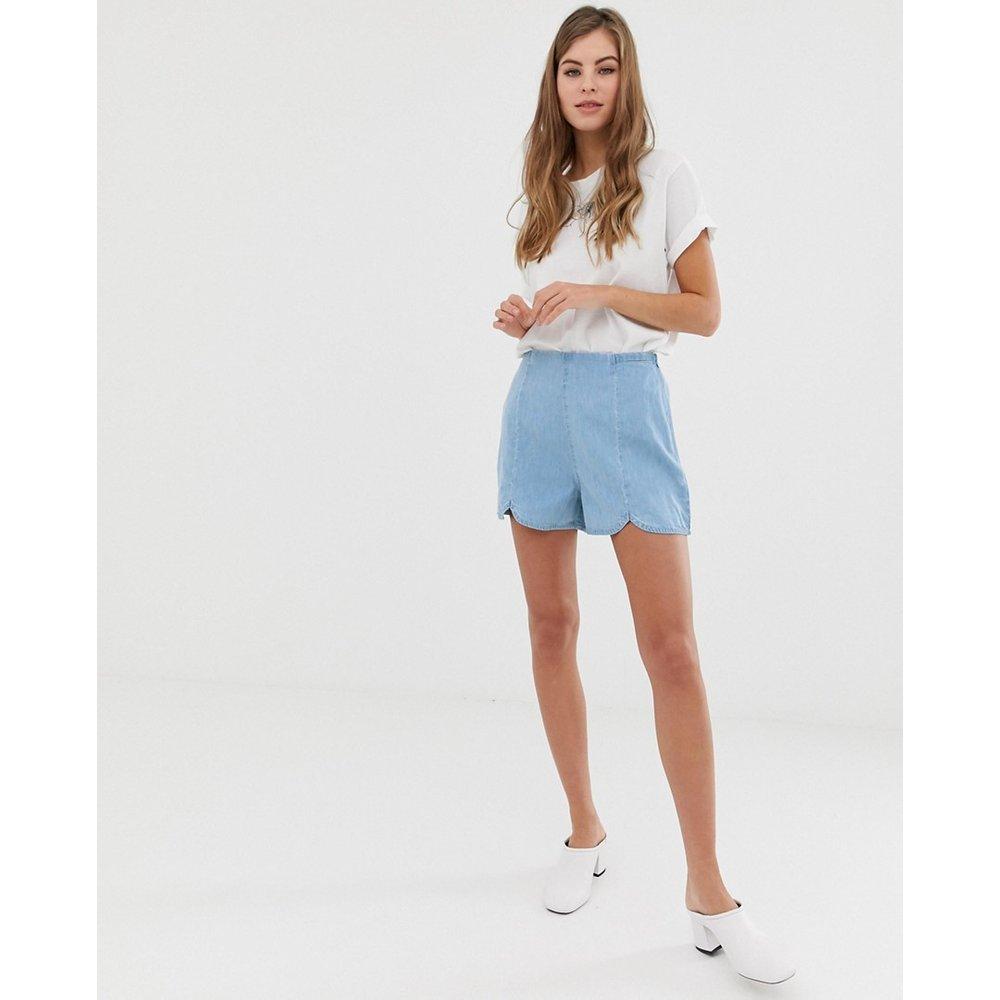 Jupe-culotte en jean - Pretty - ASOS DESIGN - Modalova