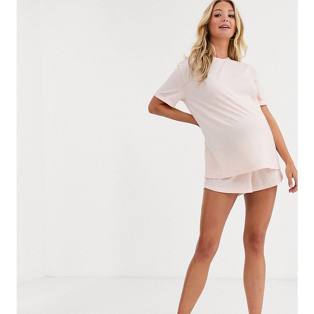ASOS DESIGN Maternity - Mix & match - Short en jersey - ASOS Maternity - Modalova