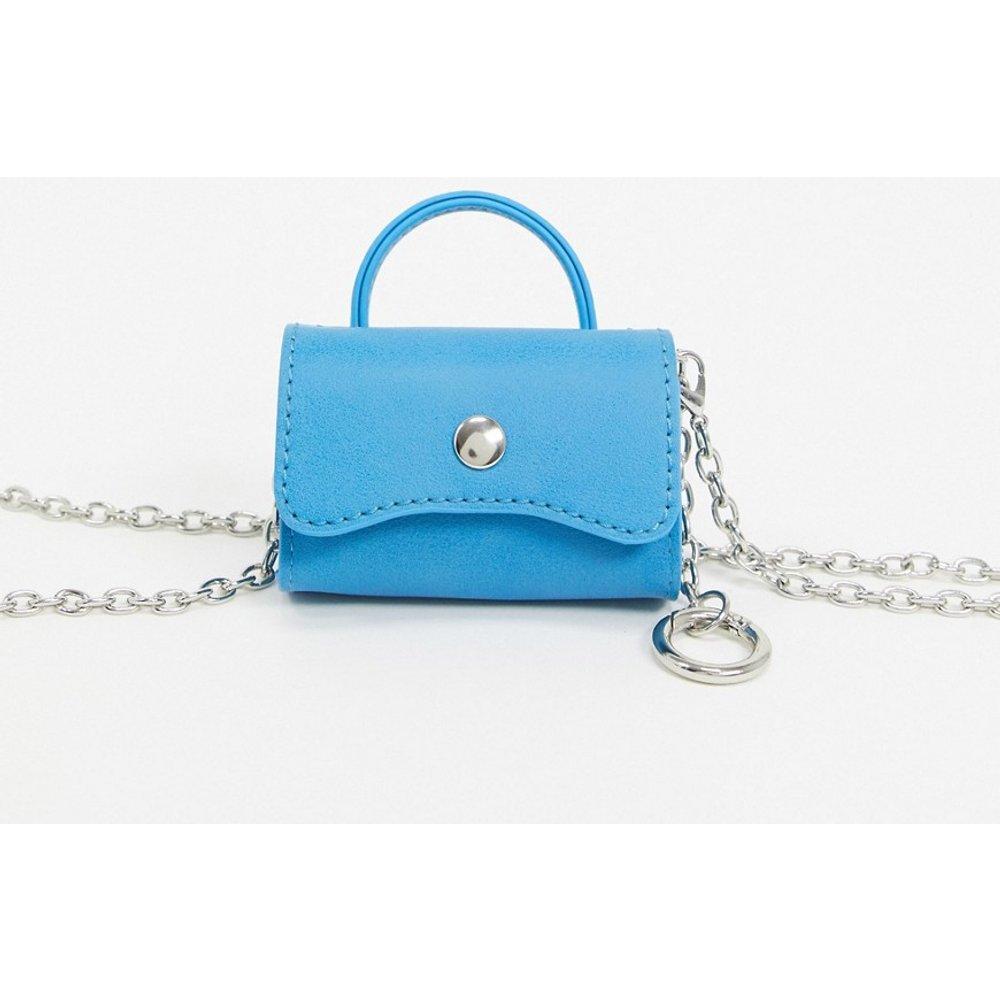 Mini sac porte-monnaie - Cyan - ASOS DESIGN - Modalova