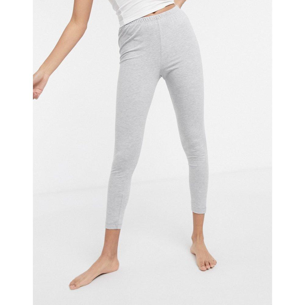 Mix & match - Legging de pyjama en jersey - chiné - ASOS DESIGN - Modalova