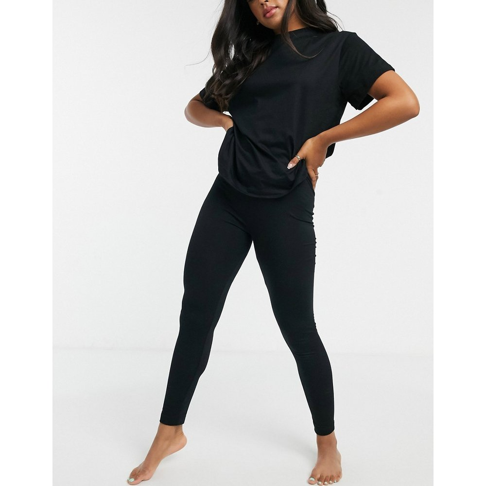 Mix & Match - Legging de pyjama en jersey - ASOS DESIGN - Modalova