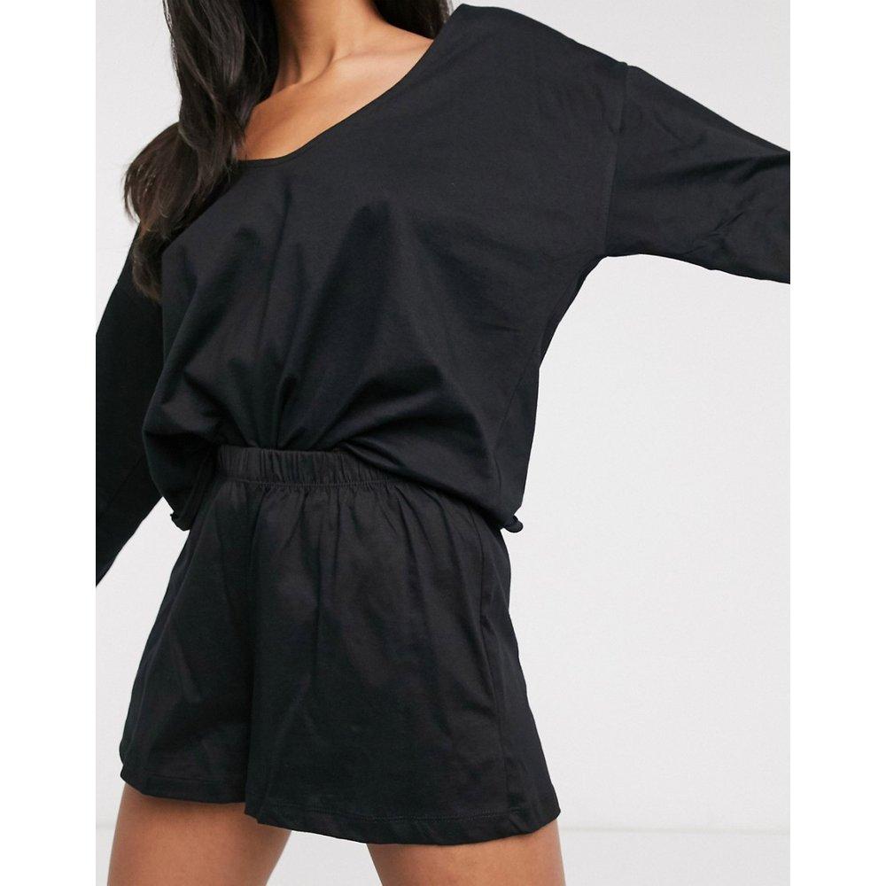 Mix & match - Short de pyjama en jersey - ASOS DESIGN - Modalova