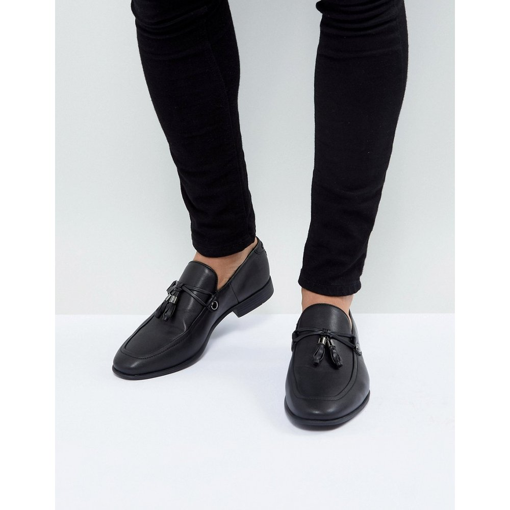Mocassins à glands en imitation cuir - ASOS DESIGN - Modalova