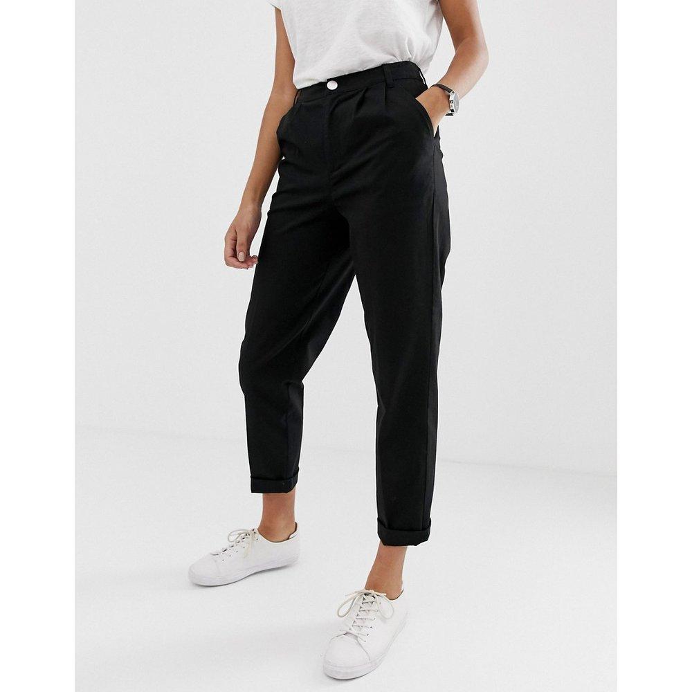ASOS DESIGN - Pantalon chino-Noir - ASOS DESIGN - Modalova