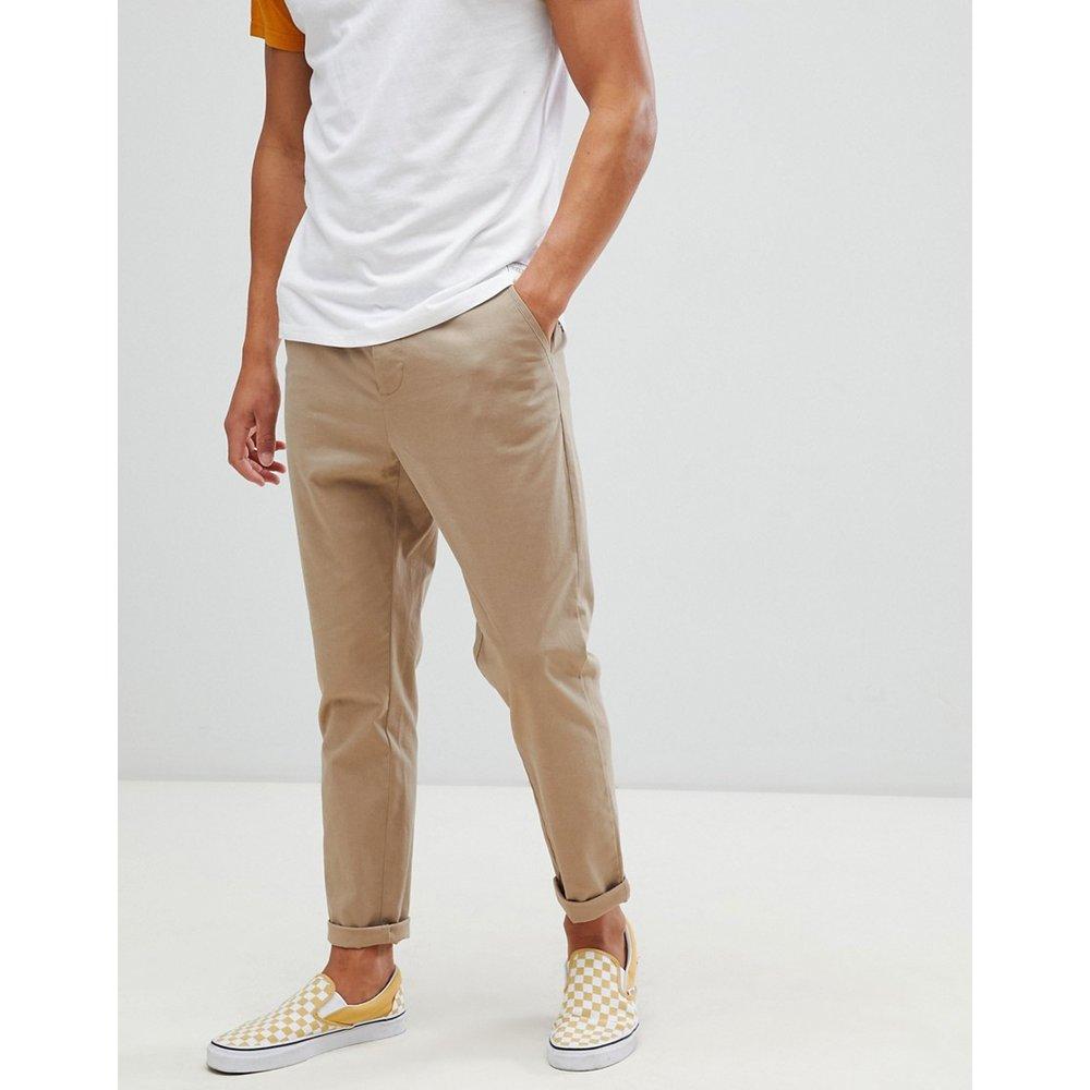Pantalon chino fuselé - ASOS DESIGN - Modalova
