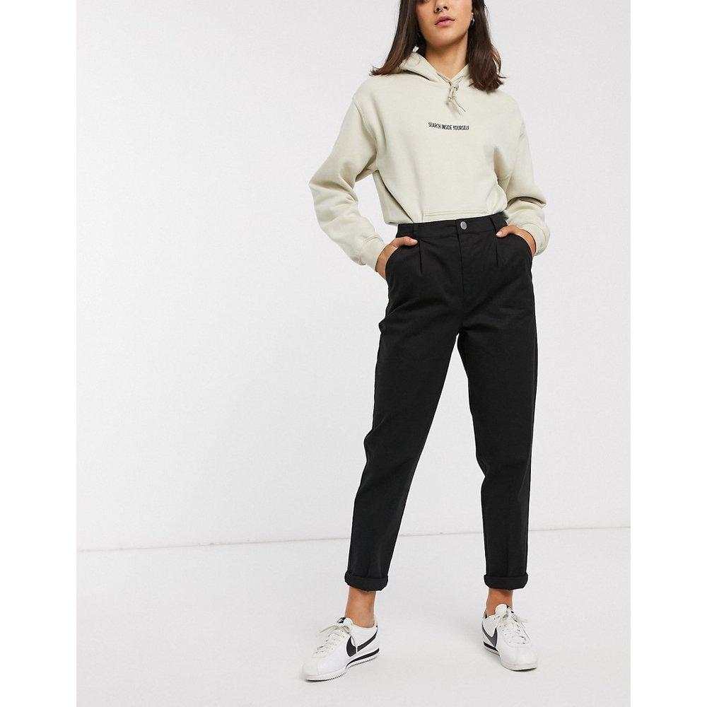 ASOS DESIGN - Pantalon chino - Noir - ASOS DESIGN - Modalova