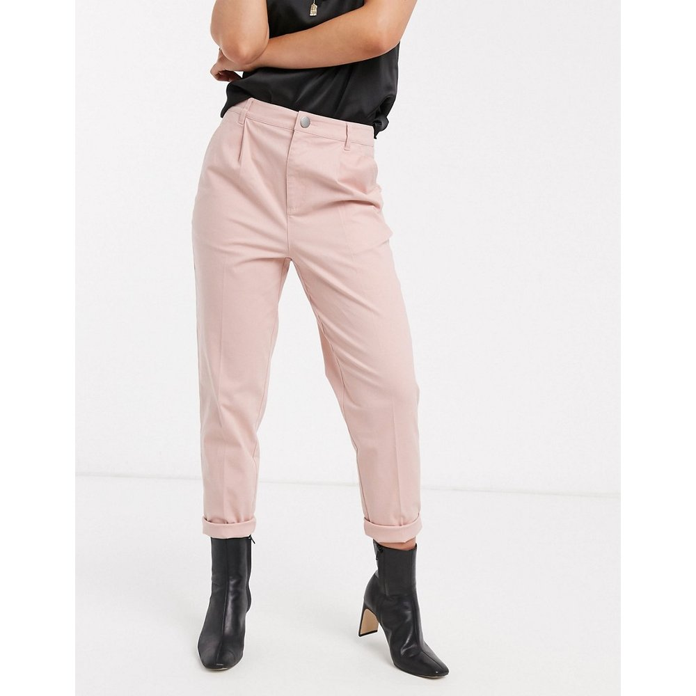 ASOS DESIGN - Pantalon chino - Rose - ASOS DESIGN - Modalova