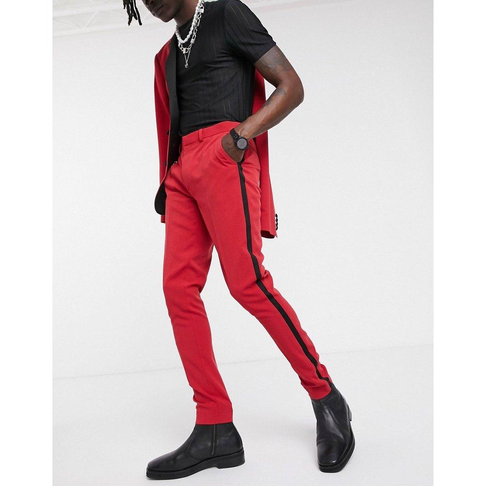 Pantalon habillé ultra slim - ASOS DESIGN - Modalova