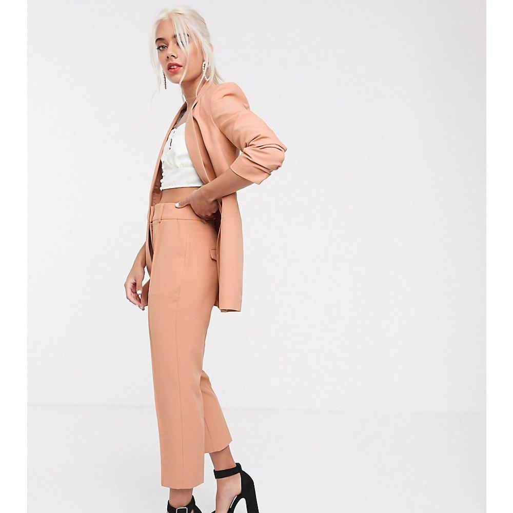 ASOS DESIGN Petite - Mix & Match - Pantalon de tailleur ajusté coupe cigarette - ASOS Petite - Modalova