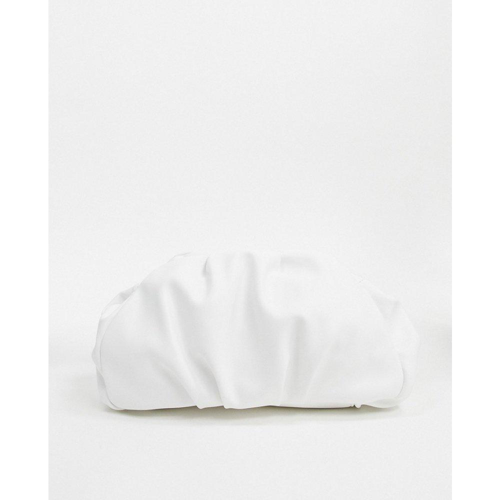 Pochette oversize froncée - ASOS DESIGN - Modalova