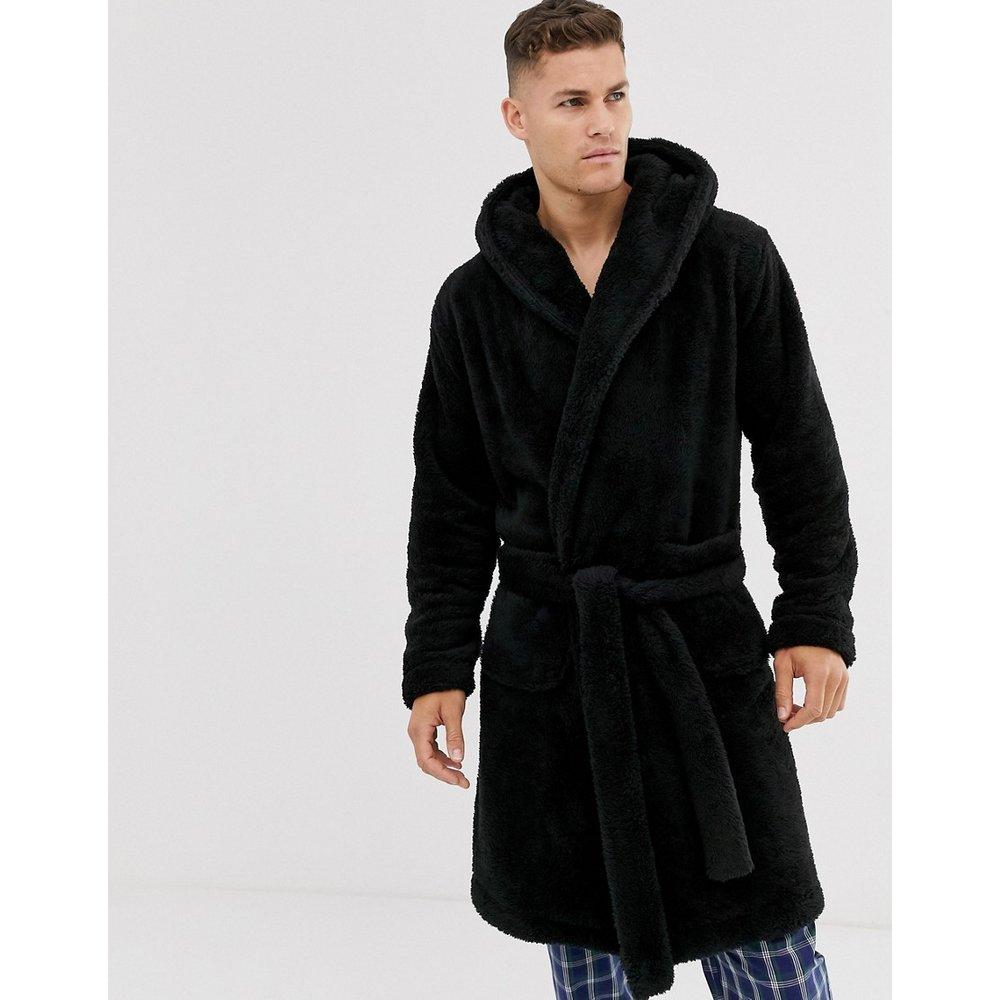 Robe de chambre confort en polaire - ASOS DESIGN - Modalova
